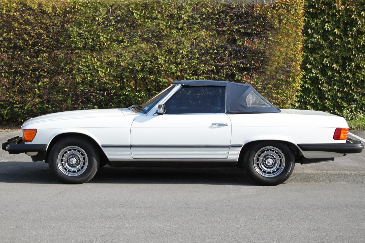 380 SL dach A