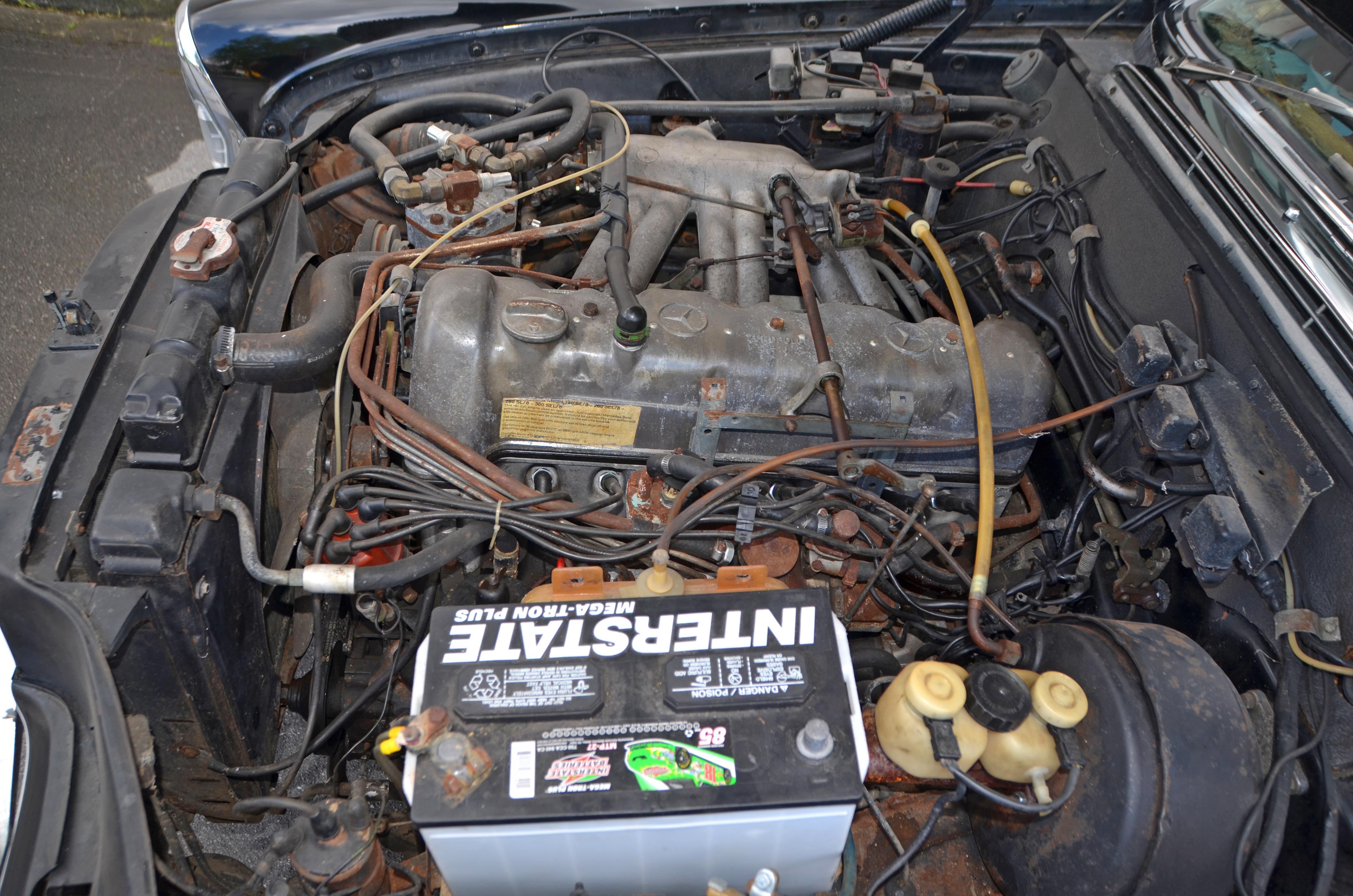 Mercedes Benz 280 SE_6