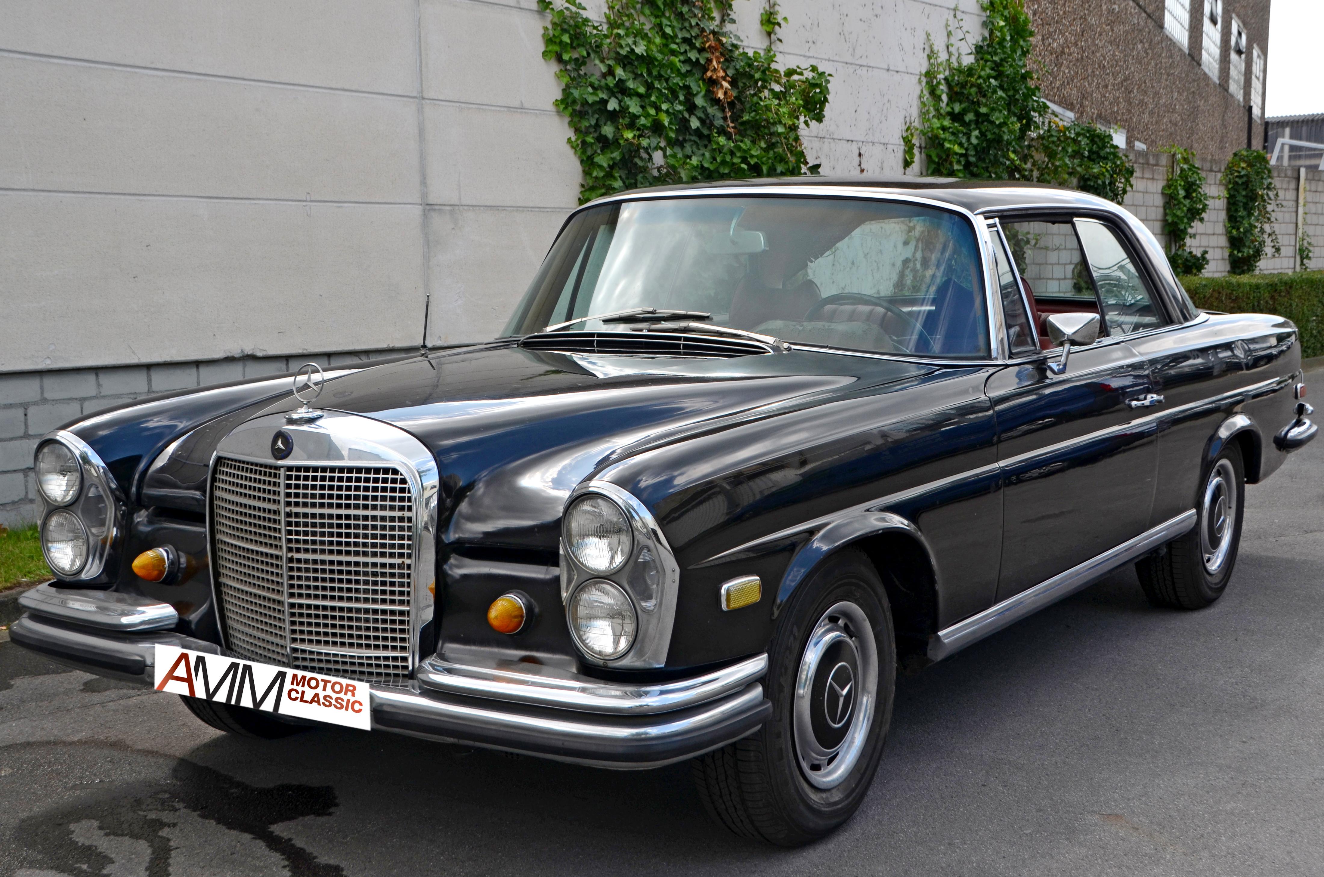 Mercedes Benz 280 SE_1