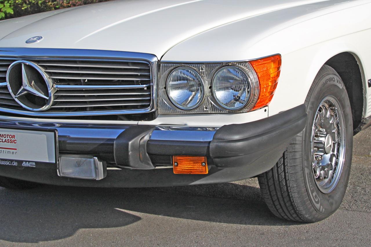 380 SL front zoom