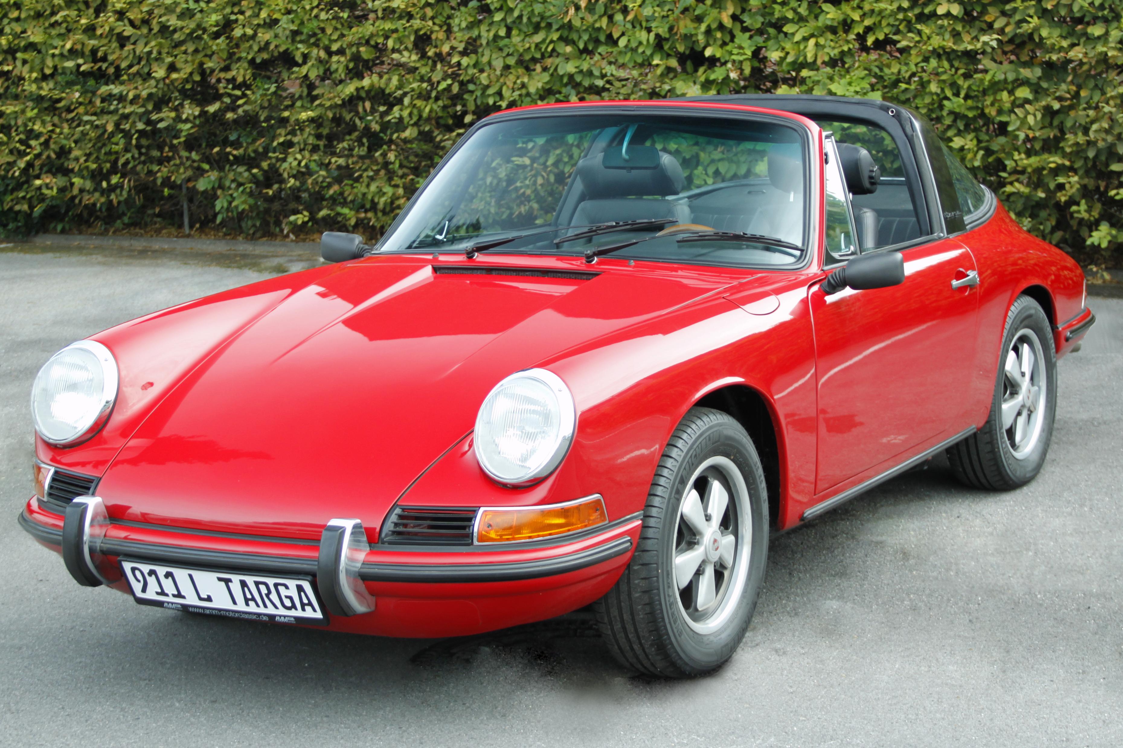 Porsche 911 L Targa