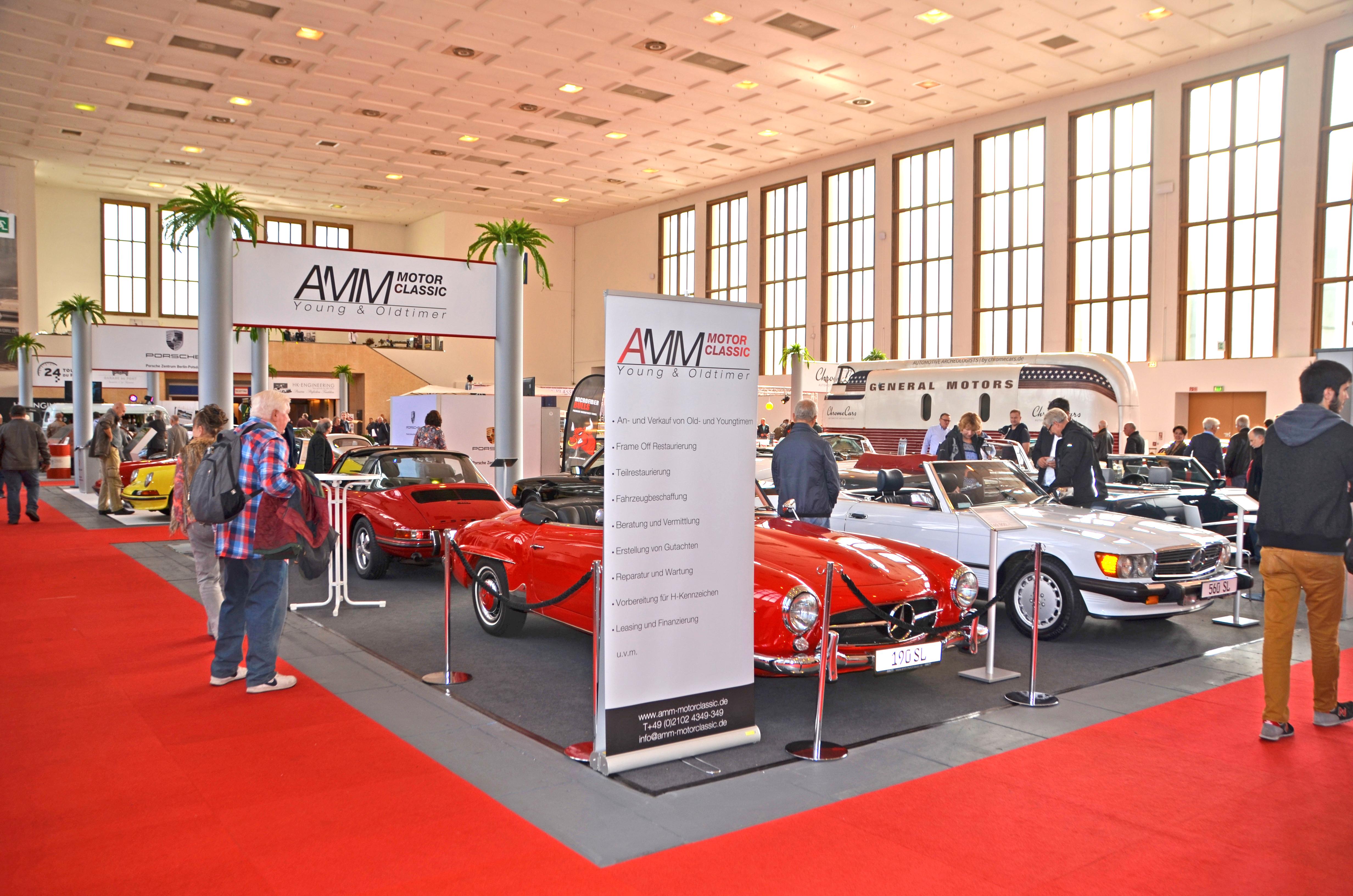 Motorworld Classics Berlin 2016