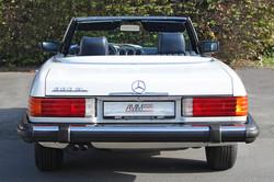 380 SL back