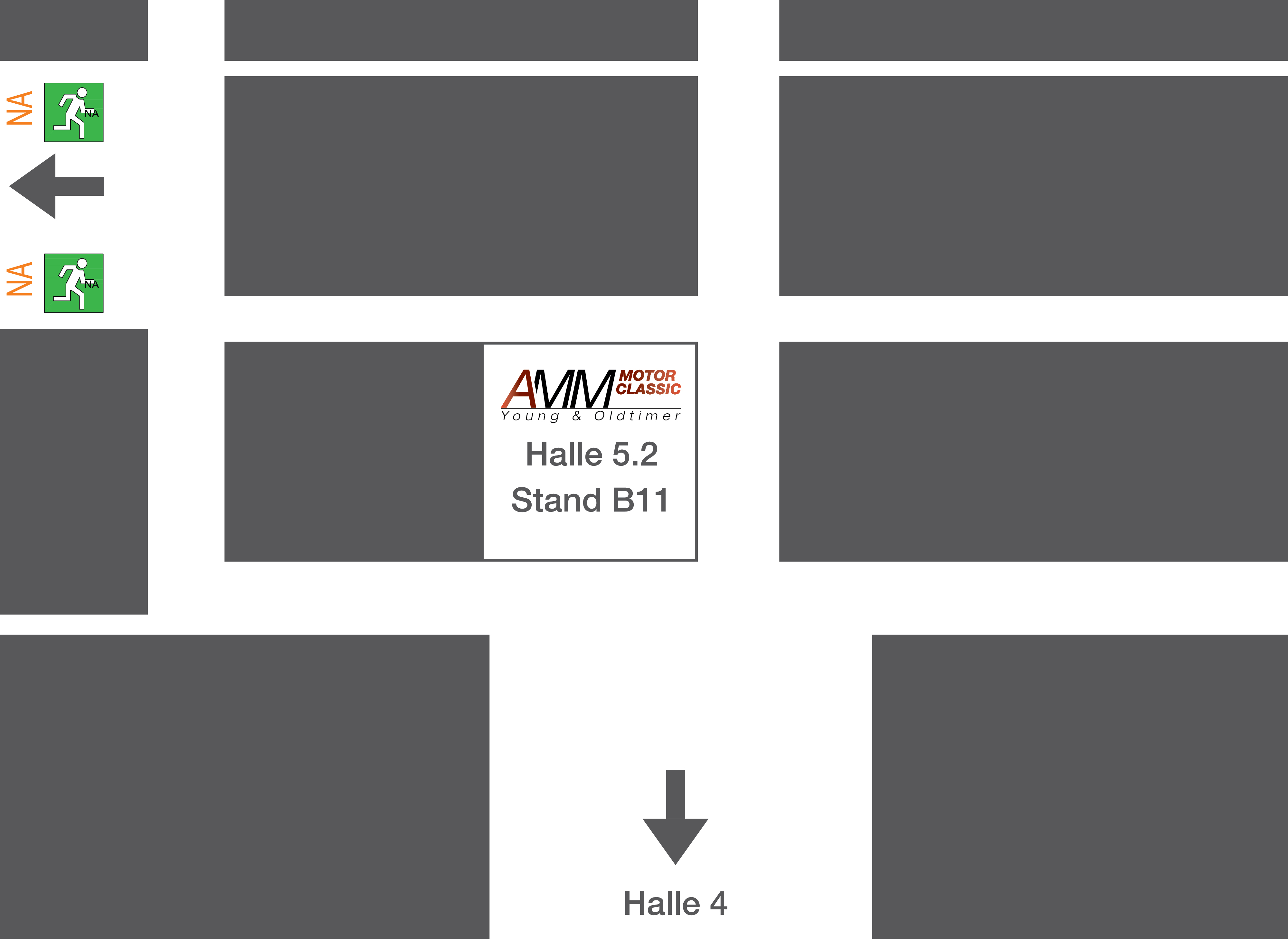 AMM Motorclassic standplan
