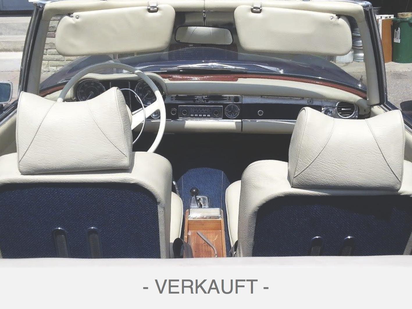 280 SL royal - verkauft