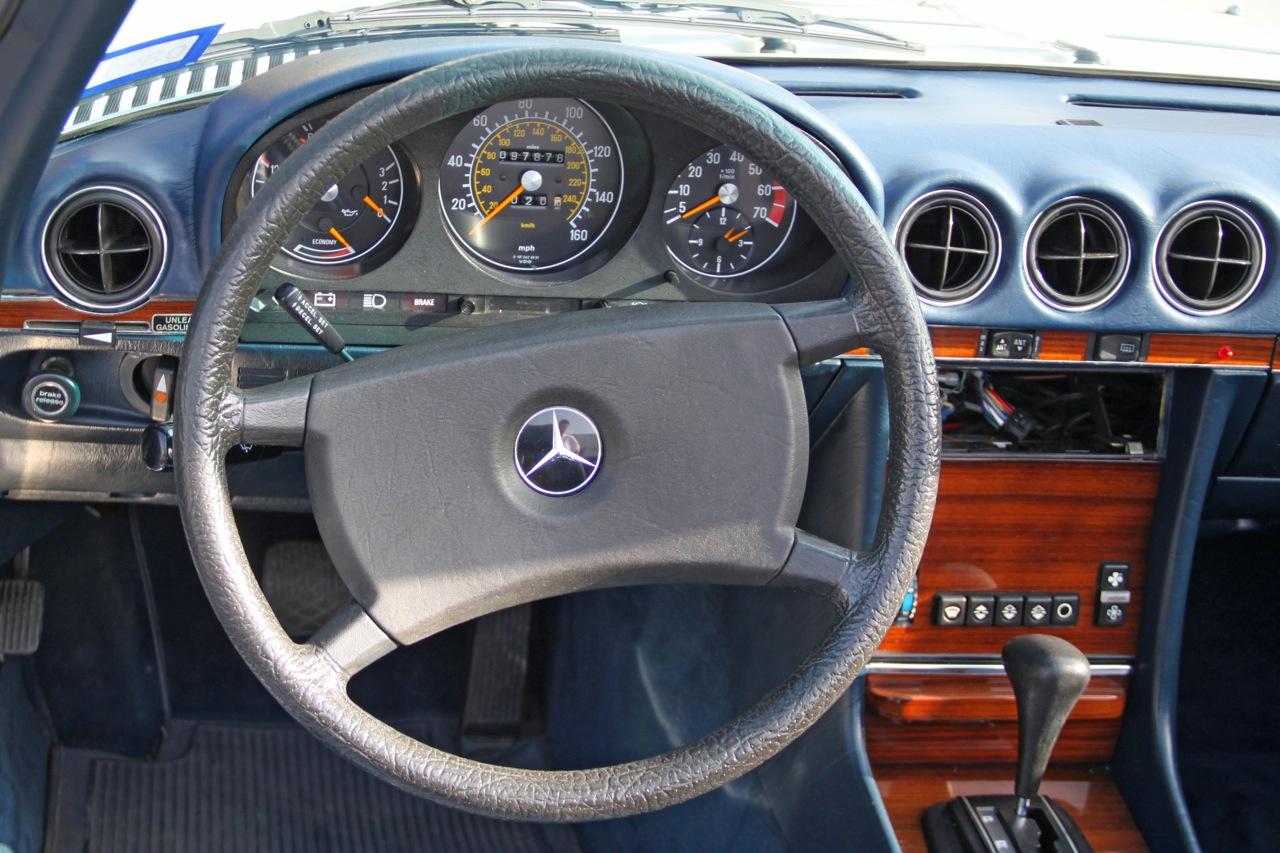 380 SL innenraum G