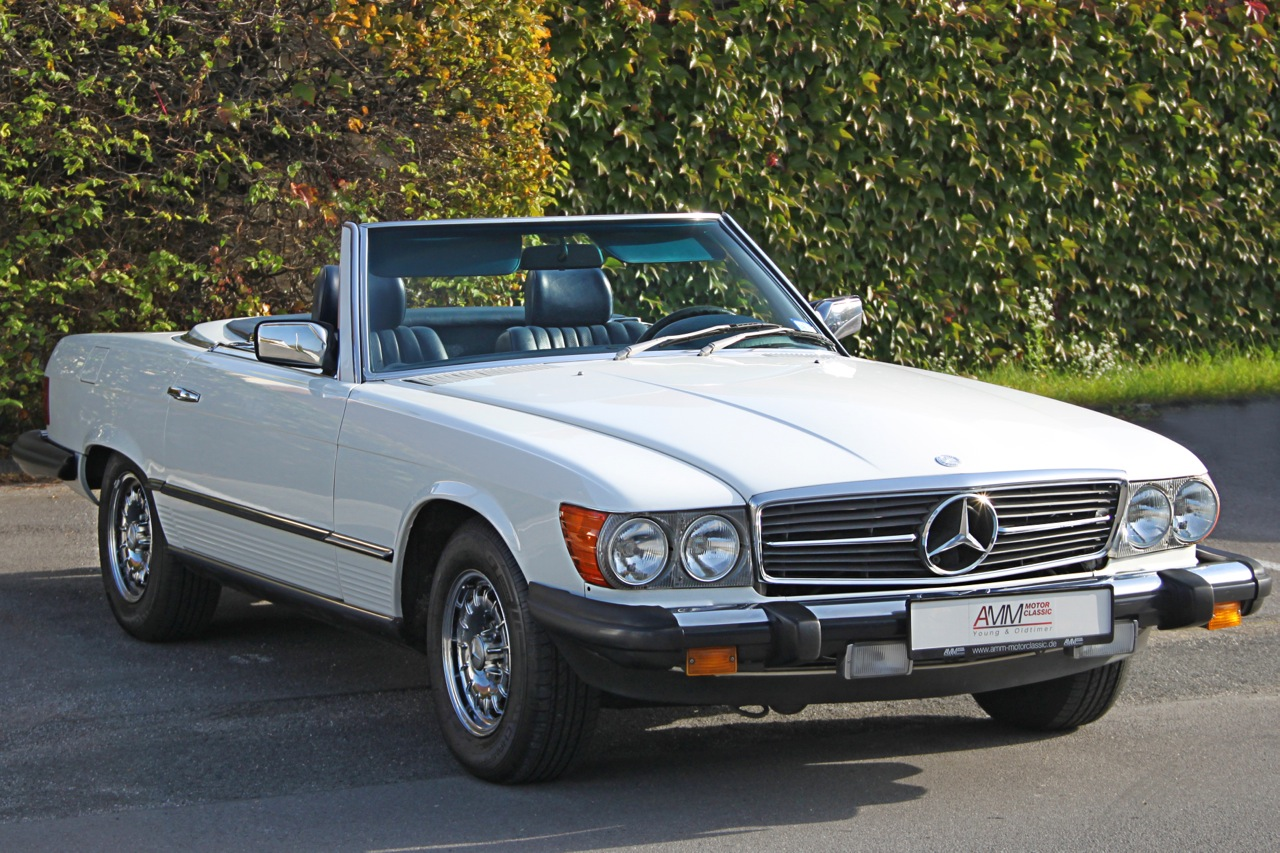 380 SL front C