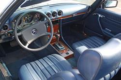 380 SL innenraum C