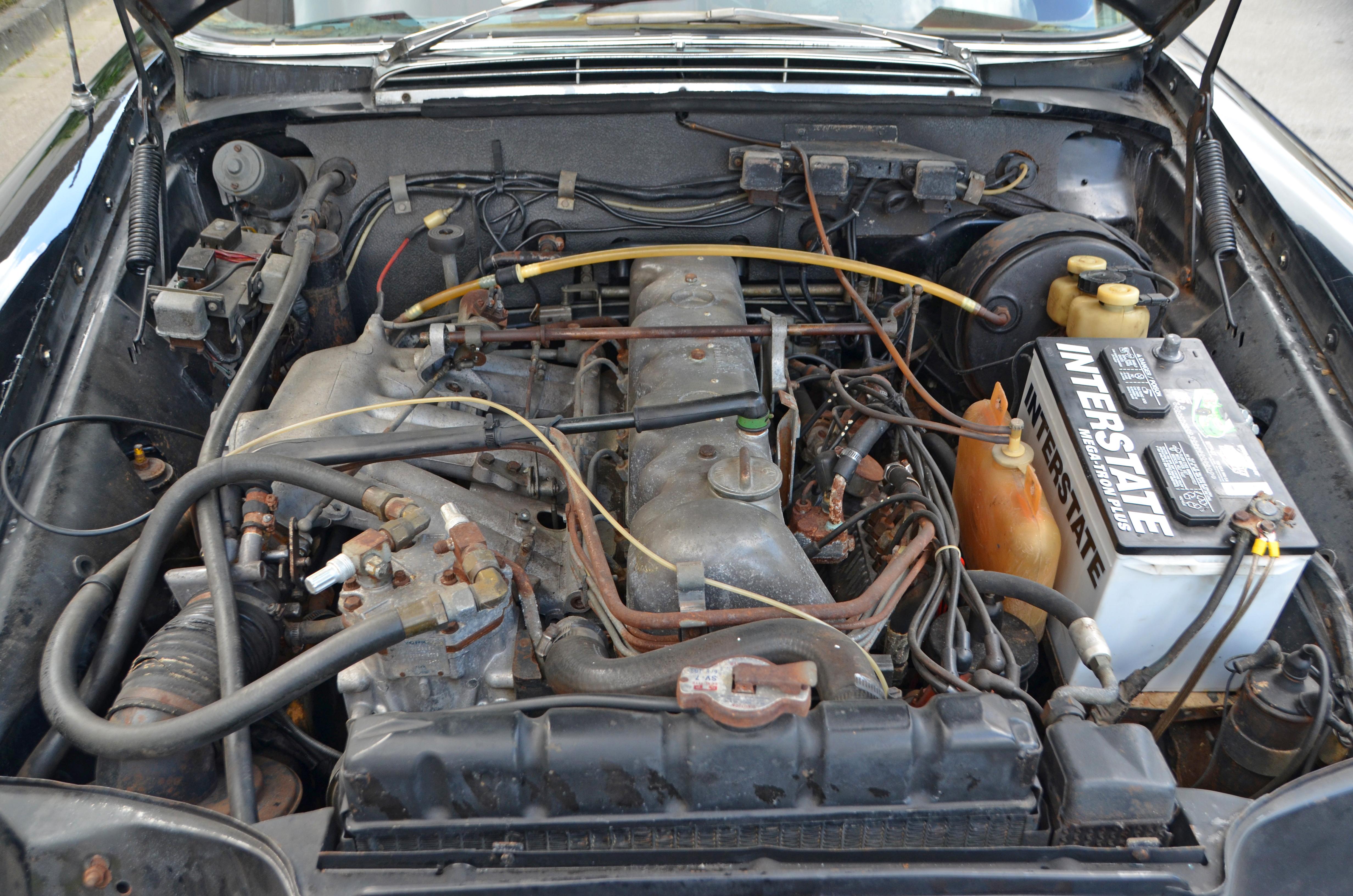 Mercedes Benz 280 SE_7