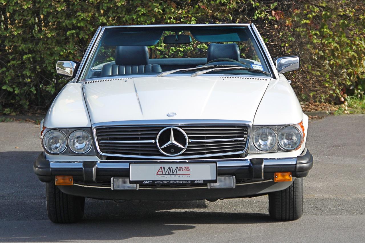 380 SL front