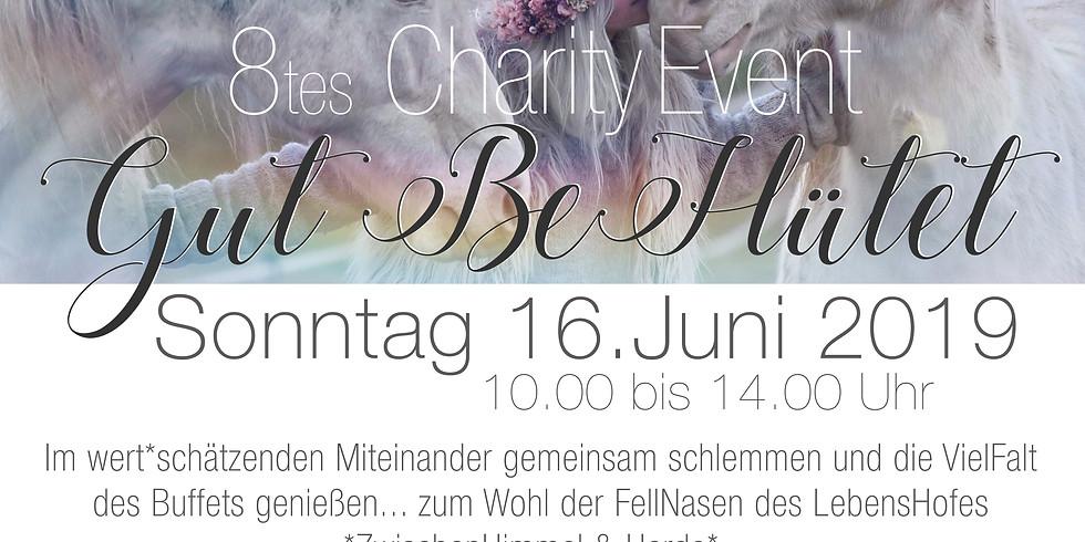 8tes CharityEvent ... gut BeHütet ... bei *Zwischen Himmel & Herde*