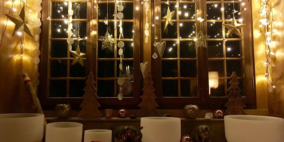 Das Haus am See öffnet den Raum für ... VollMond Januar