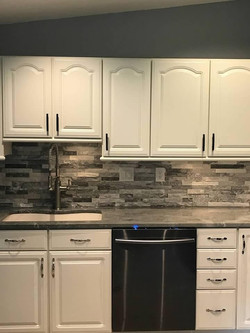 Kitchen remodel -