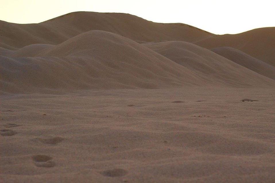 16 Sand Pile Dusk 2
