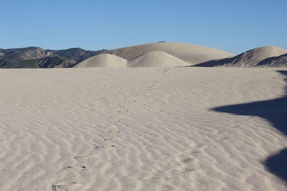 16 Sand Pile