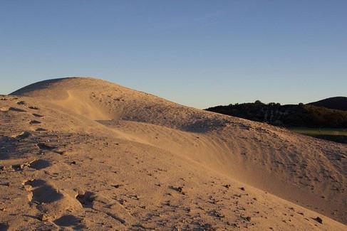 16 Sand Pile Dusk