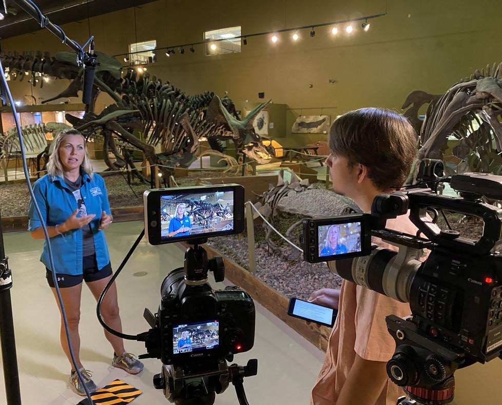 Jessica Lippincott - Wyoming Dinosaur Center