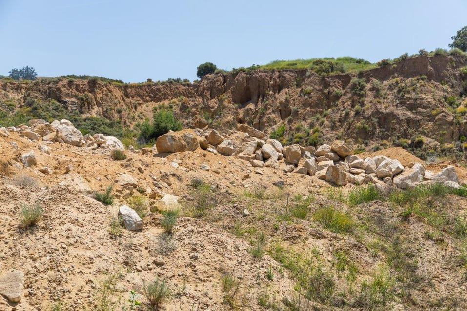 Parcel B Rocks 2