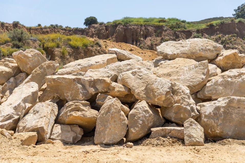 Parcel B Rocks