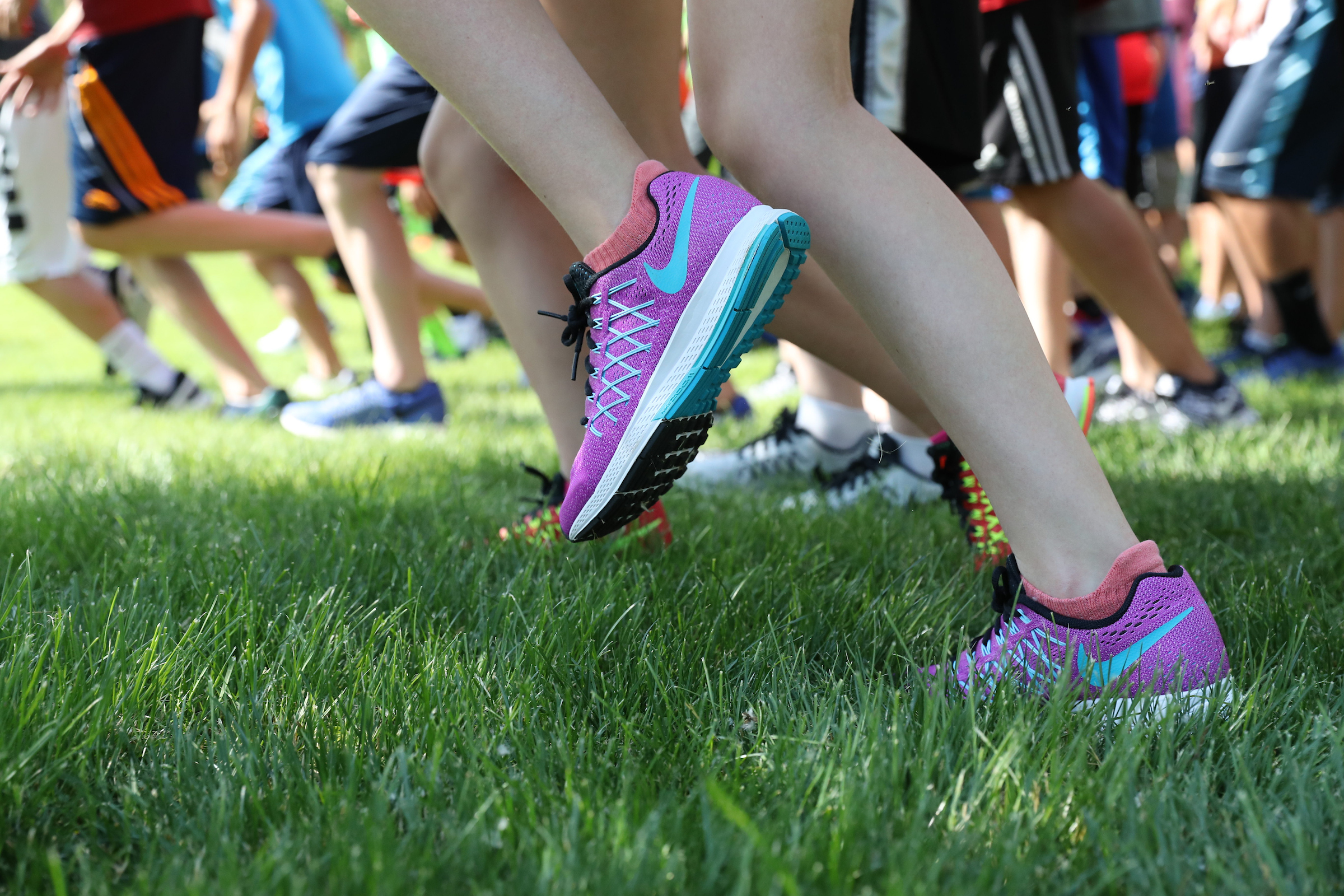 Register early to get your free Nike shoes!
