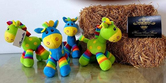 Rainbow Giraffes