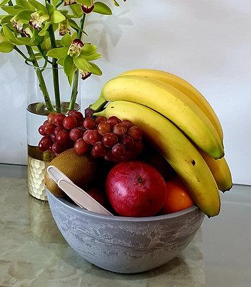 Eco Seasonal Fruit Bowl