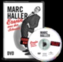 Marc Haller, Erwin aus der Schweiz, DVD