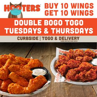 Hooters-Double-BOGO-TOGO-Tue-&-Thursday-