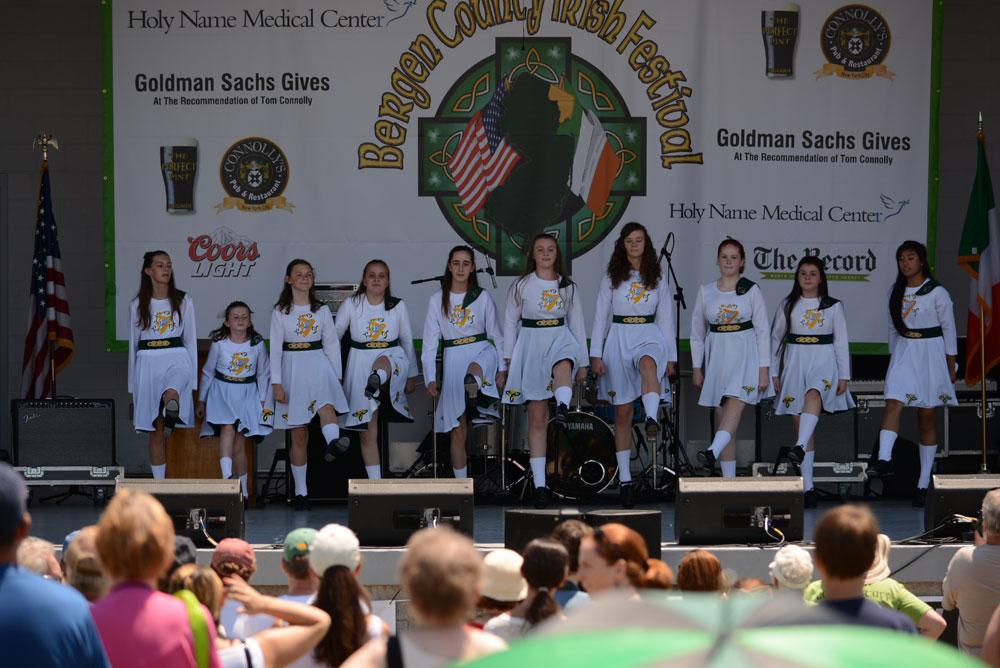 Irish Festival Main Stage