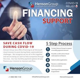Henson-Group-Coronavirus-Cloud-Financing