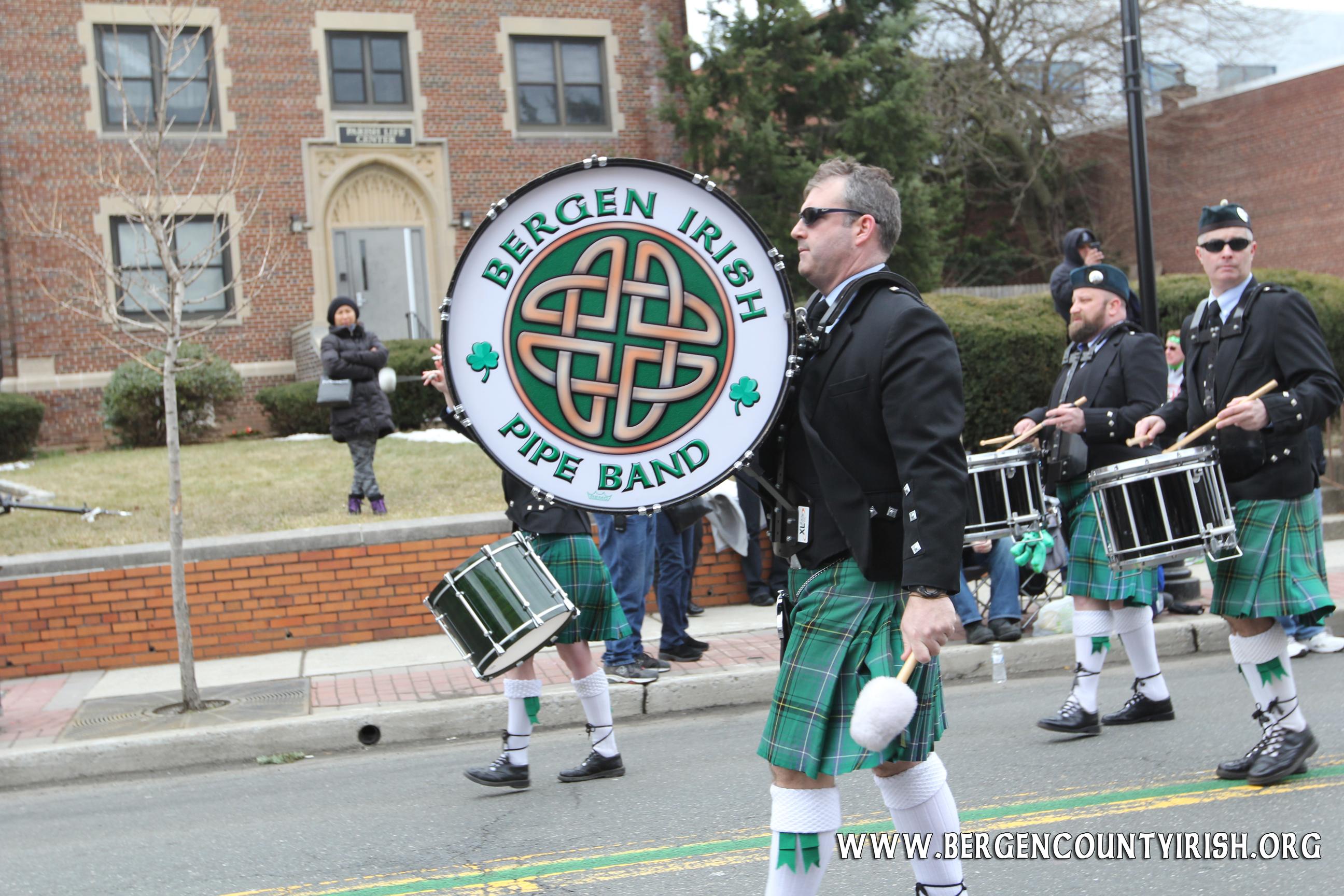 Bergen Irish Pipe Band