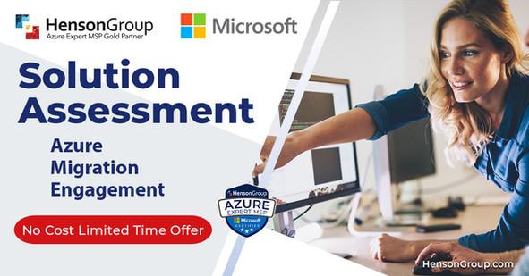 Henson-Group---Solution-Assessment---Azu