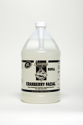 Cranberry Facial Gallon