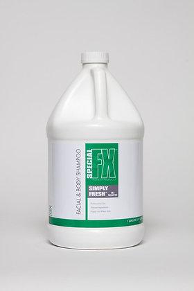 Simply Fresh Facial & Body Wash Gallon