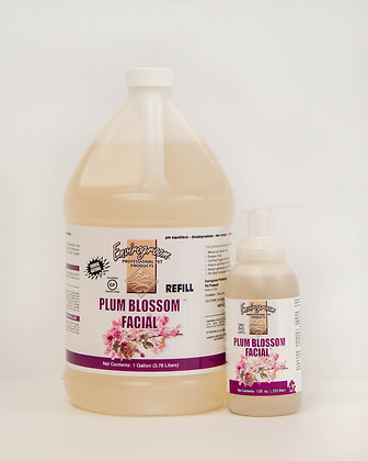 Plum Blossom Facial Gallon