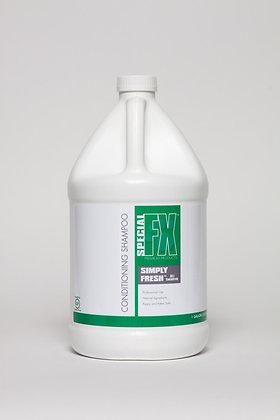 Simply Fresh Conditioning Shampoo Gallon
