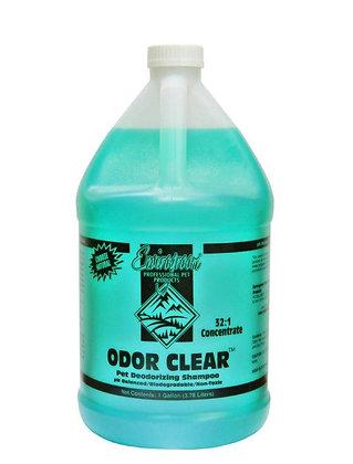 Odor Clear Shampoo Gallon