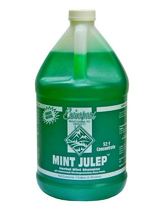 Mint Julep Shampoo Gallon
