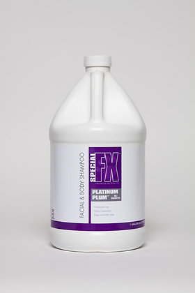 Platinum Plum Facial & Body Wash Gallon