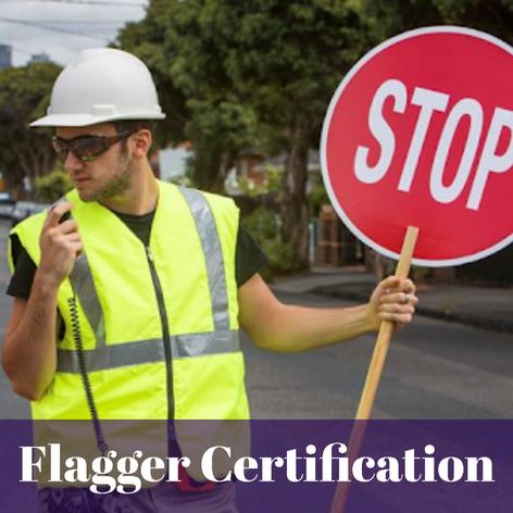 Flagger Certification