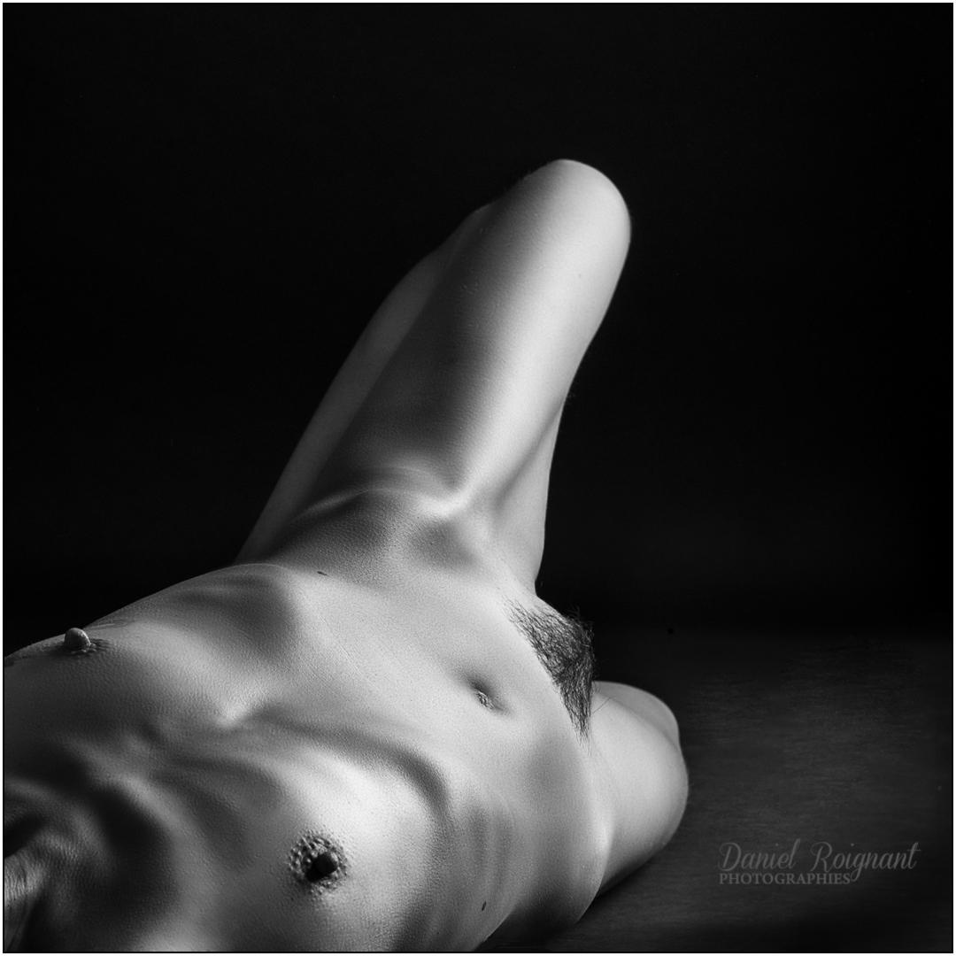 Nus noir et blanc