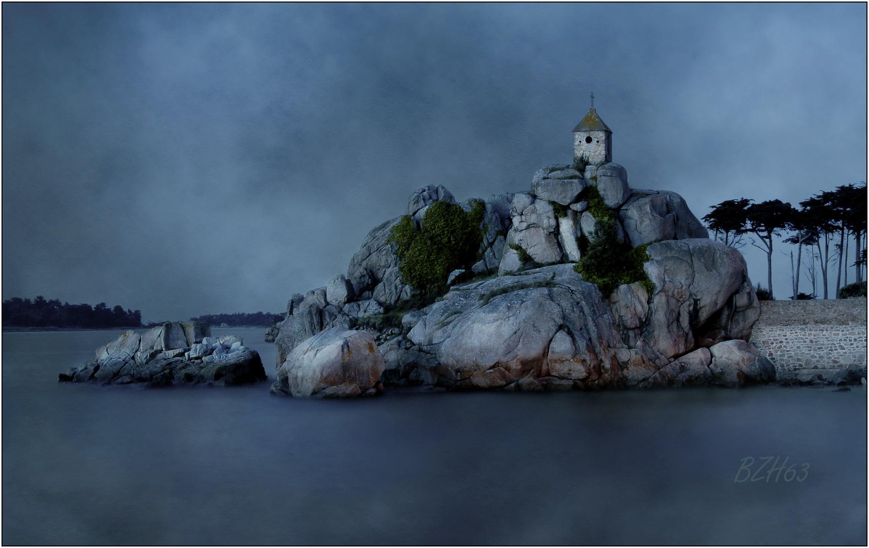 Le rocher de la Sentinelle