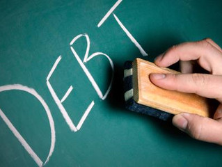 When Does Old Debt Fall Off Credit Report?