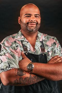Michael Gray - El Avocado - Plant Based Food