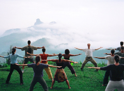 the practice of internal alchemy: Qigong