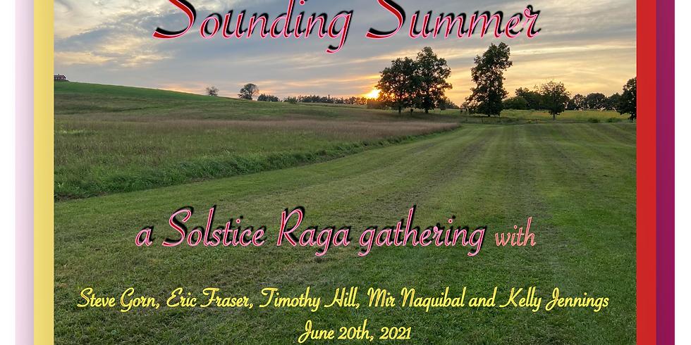 Sounding Summer: A Solstice Celebration