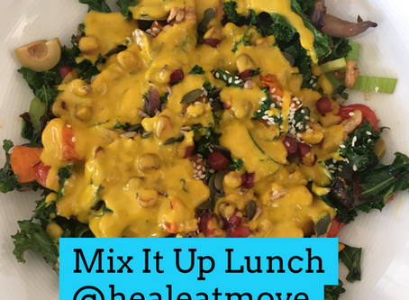 Mix It Up Lunch