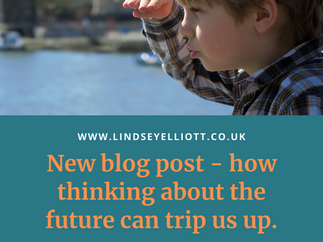 How thinking about the future can trip us up.