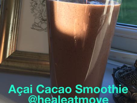 Acai Cacao Smoothie