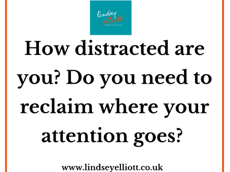 How distracted are you??